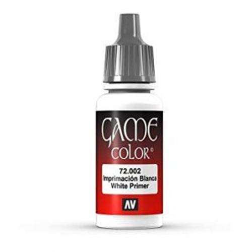 72.002 Vallejo - Game Colour Arctic White 17 ml Acrylic Paint