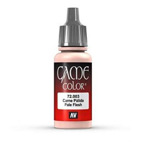72.003 Vallejo - Game Colour Pale Flesh 17 ml Acrylic Paint