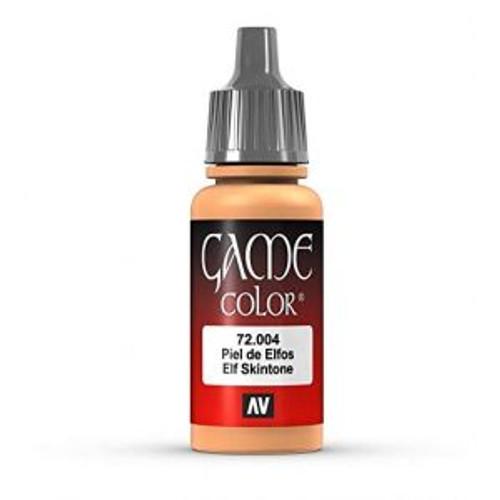72.004 Vallejo - Game Colour Elf Skintone 17 ml Acrylic Paint