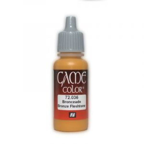 72.036 Vallejo - Game Colour Bronze Fleshtone 17 ml Acrylic Paint