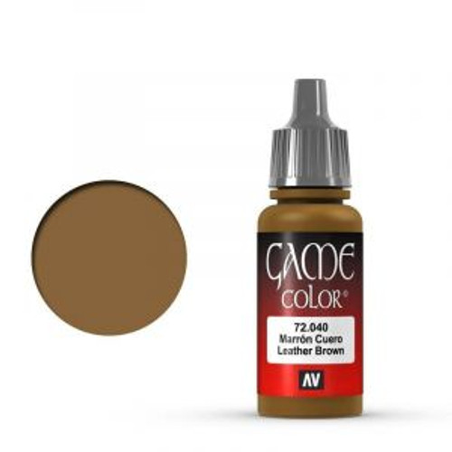 72.040 Vallejo - Game Colour Cobra Leather 17 ml Acrylic Paint