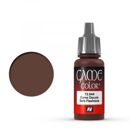 72.044 Vallejo - Game Colour Dark Fleshtone 17 ml Acrylic Paint