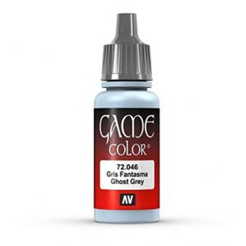 72.046 Vallejo - Game Colour Ghost Grey 17 ml Acrylic Paint