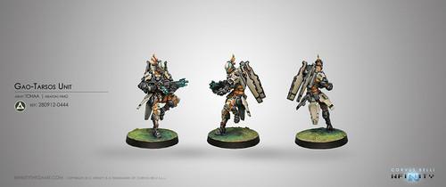 Gao-Tarsos Unit (HMG)
