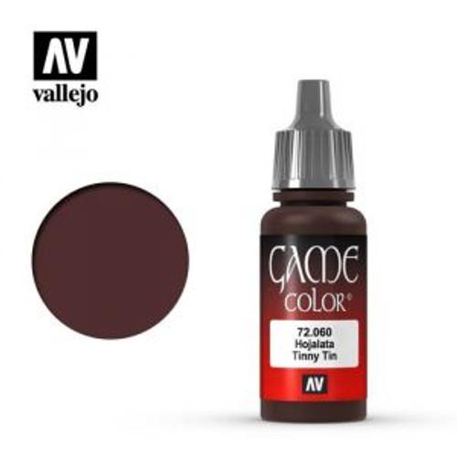 72.060 Vallejo - Game Colour Tinny Tin 17 ml Acrylic Paint