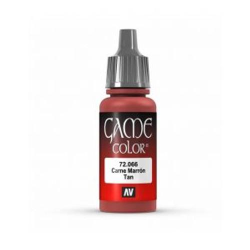 72.066 Vallejo - Game Colour Tan 17 ml Acrylic Paint