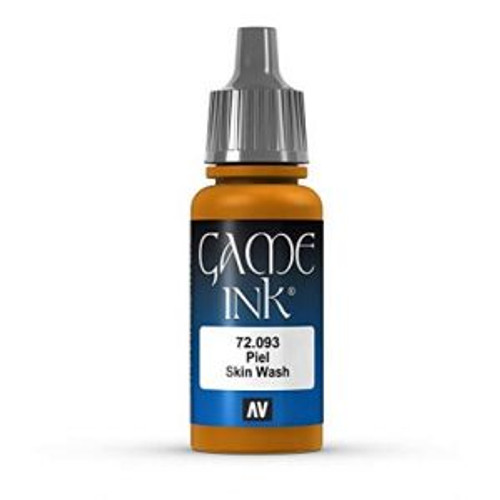 72.093 Vallejo - Game Colour Ink Skin Wash 17 ml Acrylic Paint