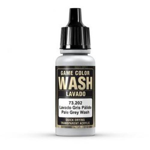73.202 Vallejo - Pale Grey Wash 17 ml