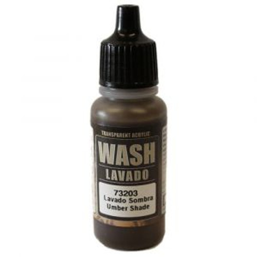 73.203 Vallejo - Umber Wash 17 ml