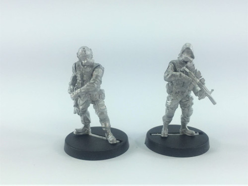 Delta One Zero - SAS Command & Trooper - Alpha