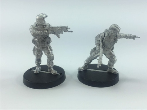 Delta One Zero - Spetsnaz Command and Trooper - Bravo