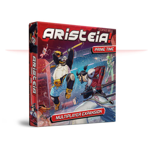Aristeia! Prime Time Multiplayer Expansion
