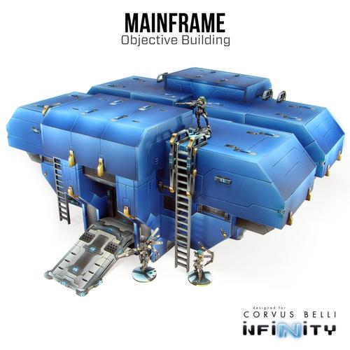 Warsenal - Kapsulo Mainframe - With Roof