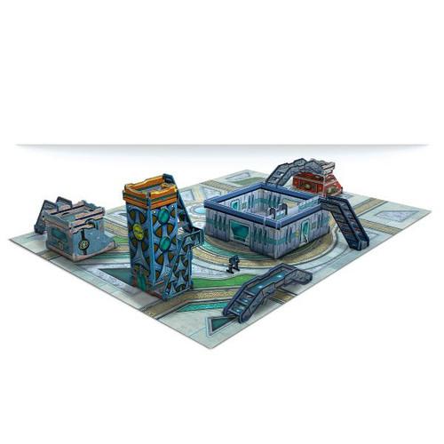 Sálvora Technopole Scenery Expansion Pack