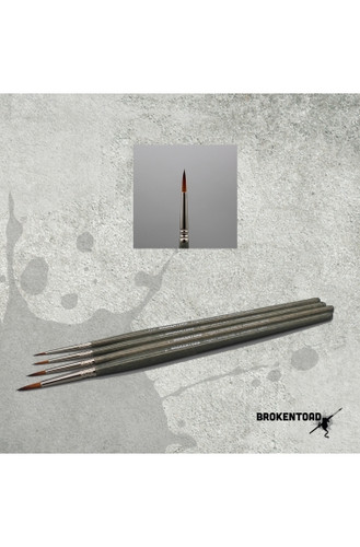 BrokenToad - Fugazi Series MK3 Brush – Size 2