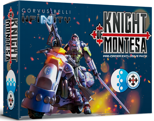 KNIGHT OF MONTESA – PRE-ORDER EXCLUSIVE PACK