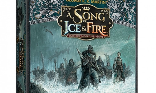 A Song of Ice & Fire - Greyjoy starter set