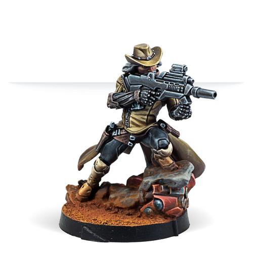 Wild Bill, Legendary Gunslinger
