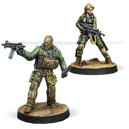 6th Airborne Rangers