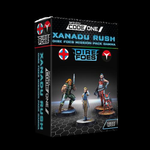 Dire Foes Mission Pack Gamme: Xanadu Rush
