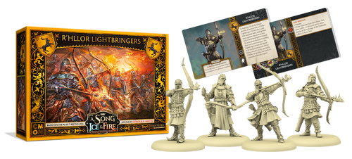 A Song of Ice & Fire - R'hllor Lighbringers