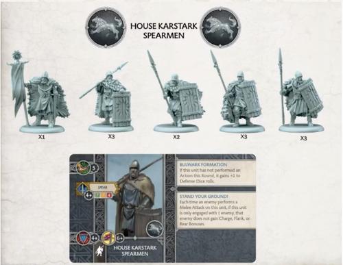 Karstark Spearmen