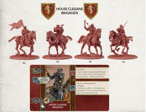 Clegane Brigand