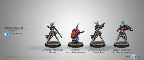 Order Sergeants