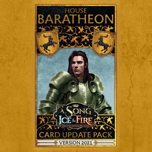 Baratheon Faction Pack