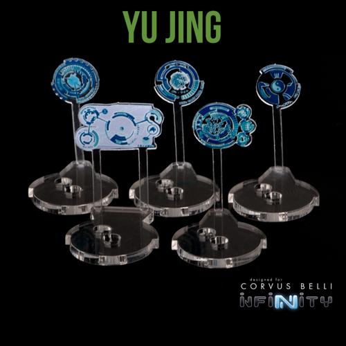 Warsenal - Hacking Holos 25mm - Yu Jing