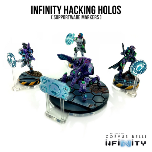 Warsenal - Hacking Holos Remotes - Combined Army