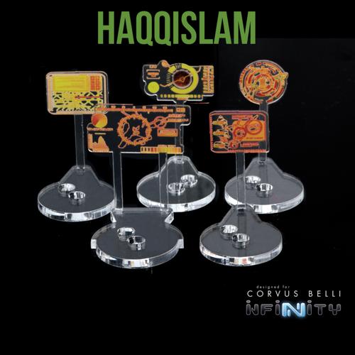 Warsenal - Hacking Holos 25mm - Haqqislam