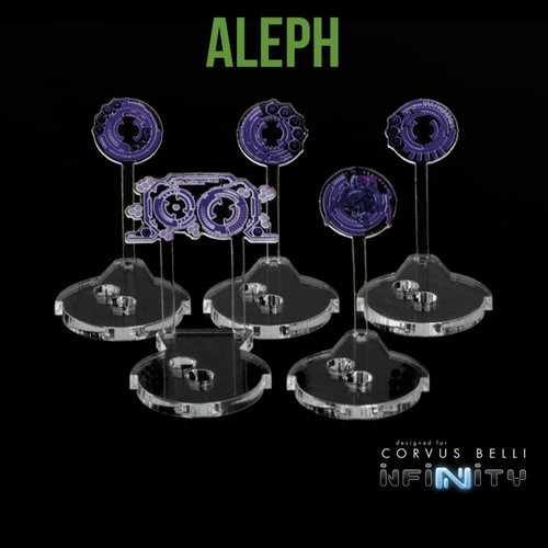 Warsenal - Hacking Holos 25mm - Aleph
