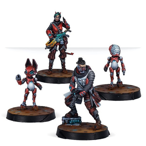 Nomads Support Pack - NEW