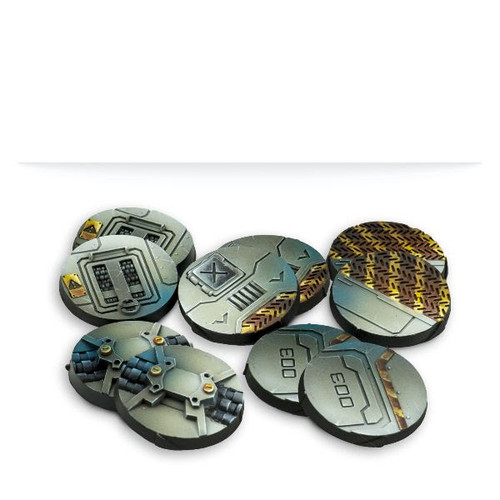 Infinity - 25 mm Scenery bases - Alpha Series