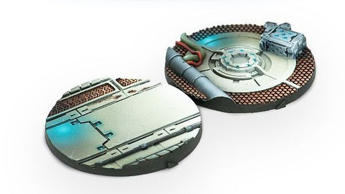55mm Scenery Bases, Alpha Series