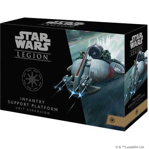 Star Wars Legion Infantry Support Platform Unit Expansion