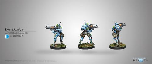 Bagh-Mari Unit (HMG) - NEW