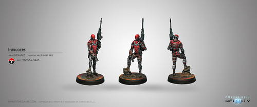 Intruder - Corregidor Assault Commando (MULTI Sniper)