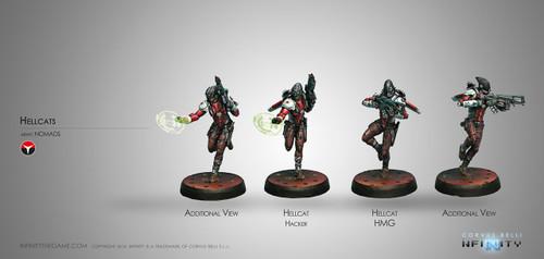 Hellcats (HMG + Hacker)