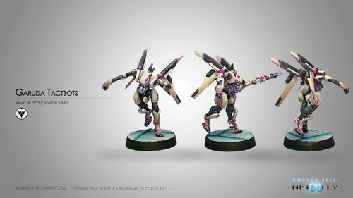 Garuda Tactbots (HMG)