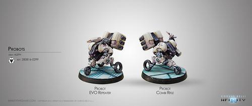 Probots (EVO Repeater