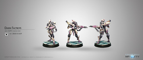 Dakini Tactbots (HMG)