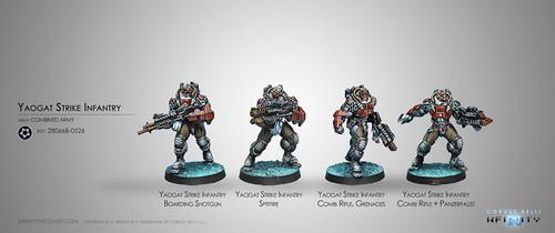Yaogat Strike Infantry