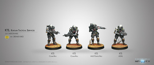 KTS, Kaplan Tactical Services  Starter Set