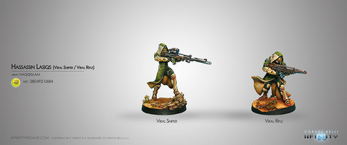 Hassassin Lasiqs (Viral Sniper / Viral Rifle)