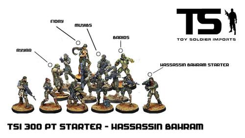 TSI  300pt Starter - Hassassin Bahram