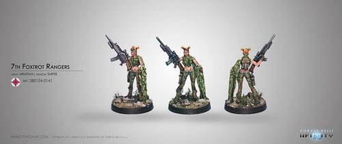 Foxtrot Rangers (Sniper)