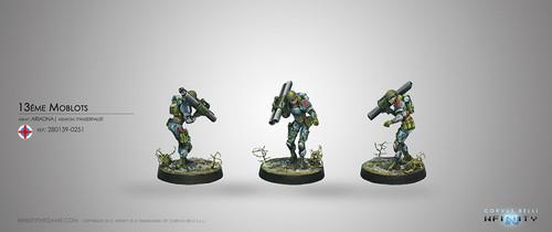 Moblots (Rifle, Panzerfaust)