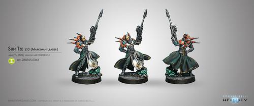 Sun Tze v2 (Marksman Leader)